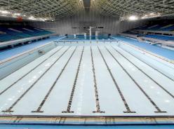 海军体工队跳水游泳馆裂缝修补工程