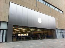 成都华润万象城苹果店改造加固工程