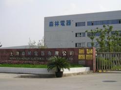 上海森林电器有限公司厂房加固工程