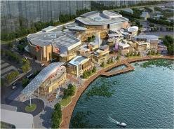 无锡市太湖新城一号地块A地块万象城项目加固工程