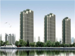 中江房产国信海景园改造工程