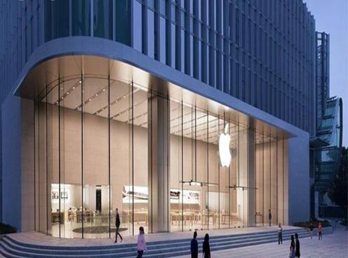 上海南京东路苹果店改造加固工程